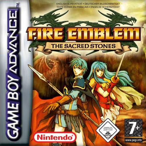 Fire Emblem: The Sacred Stones Backgrounds, Compatible - PC, Mobile, Gadgets| 500x500 px