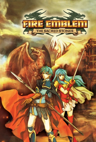 Fire Emblem: The Sacred Stones Pics, Video Game Collection