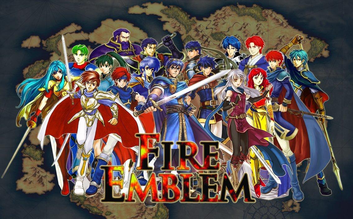 Fire Emblem Wallpapers Video Game Hq Fire Emblem Pictures 4k