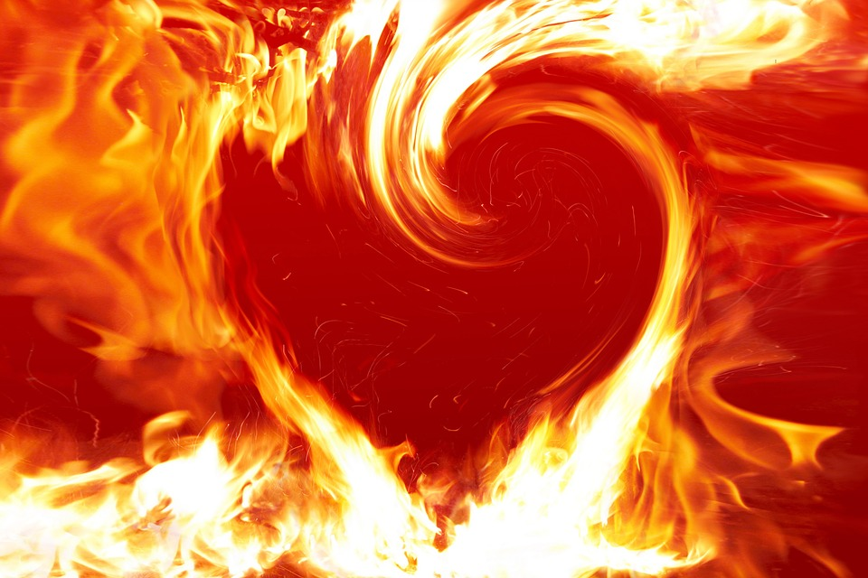 Fire High Quality Background on Wallpapers Vista
