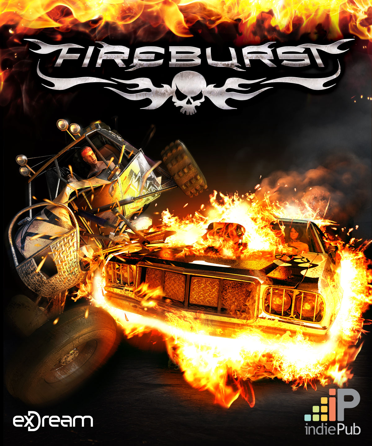 HD Quality Wallpaper | Collection: Video Game, 1200x1439 Fireburst