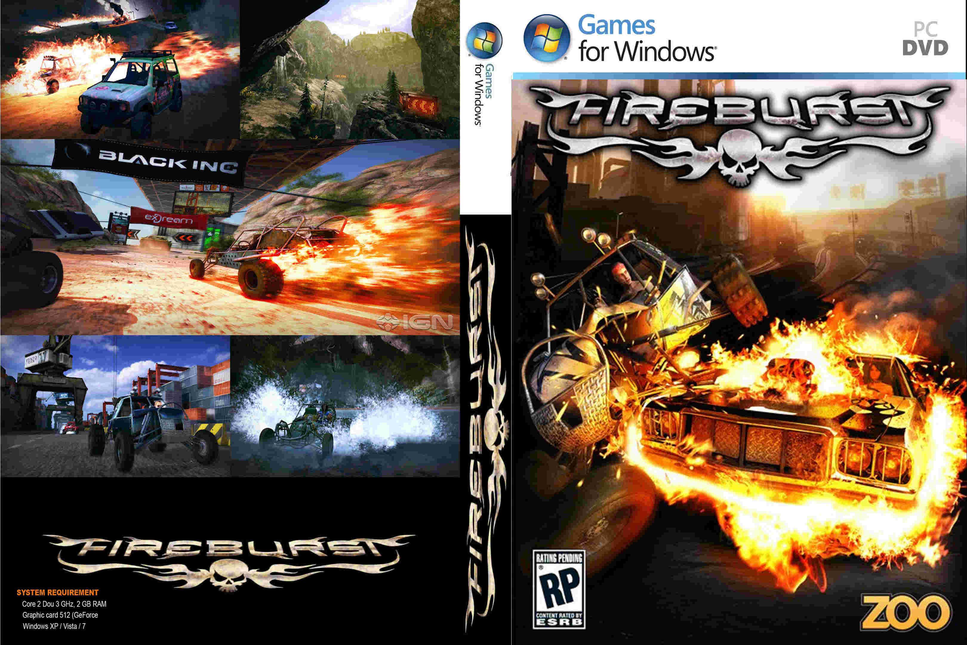 Images of Fireburst | 3240x2161