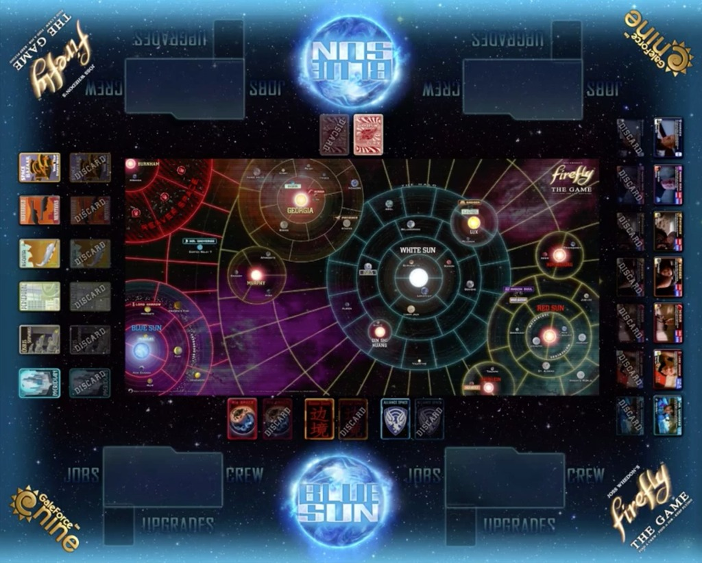 Firefly: The Board Game Backgrounds, Compatible - PC, Mobile, Gadgets| 1024x821 px