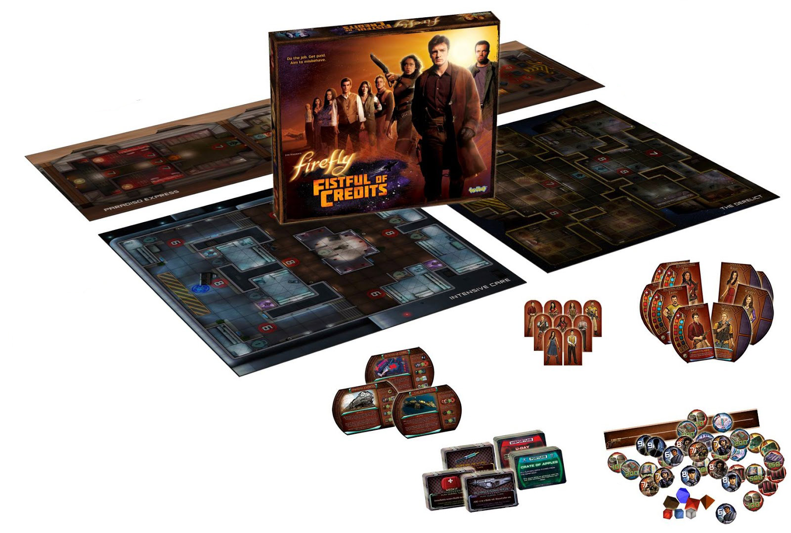 Firefly: The Board Game Backgrounds on Wallpapers Vista