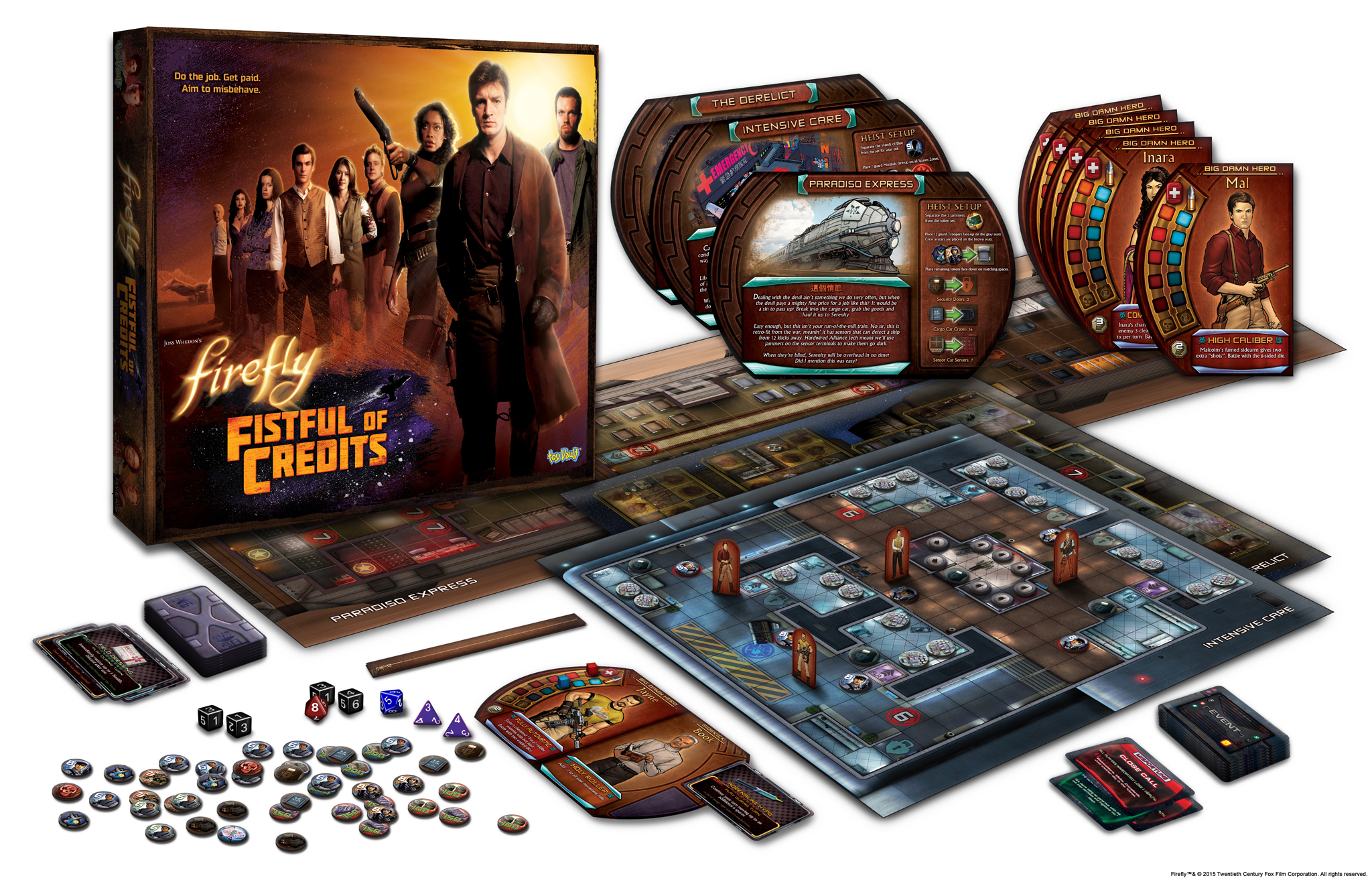Firefly: The Board Game Backgrounds, Compatible - PC, Mobile, Gadgets| 2048x1316 px