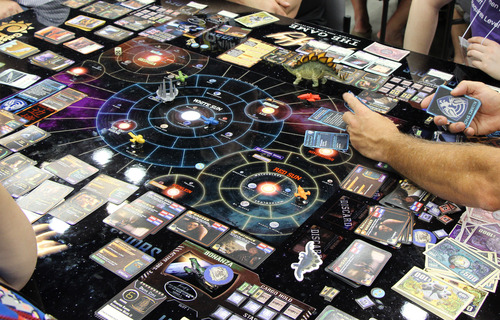 Images of Firefly: The Board Game | 500x320