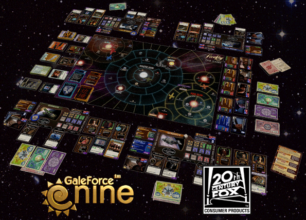 HQ Firefly: The Board Game Wallpapers   File 167.33Kb