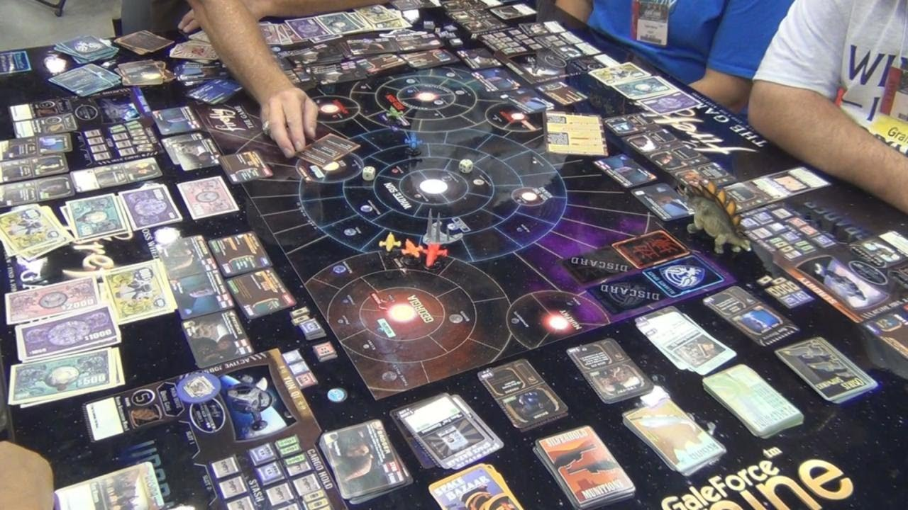 HD Quality Wallpaper | Collection: Game, 1280x720 Firefly: The Board Game