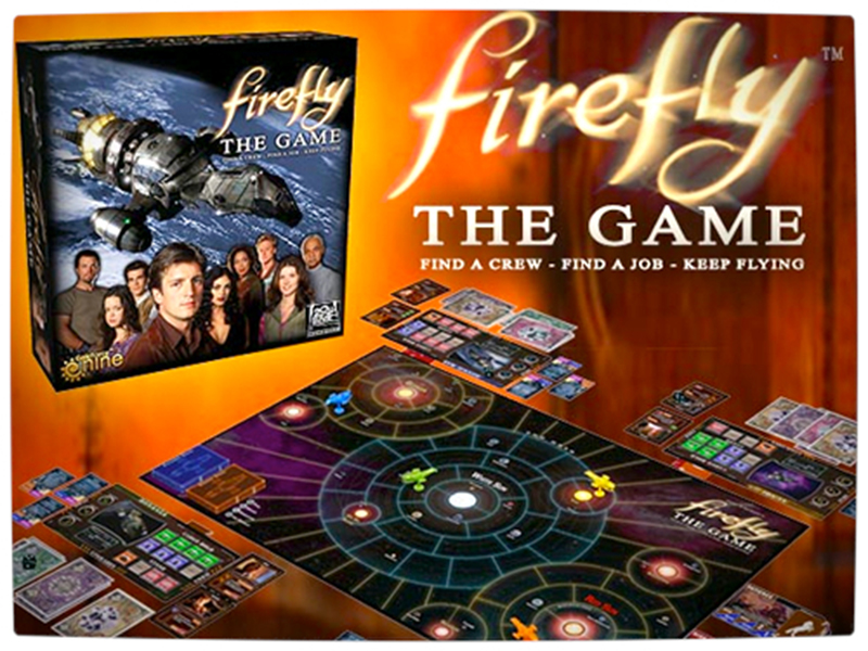HD Quality Wallpaper | Collection: Game, 800x600 Firefly: The Board Game