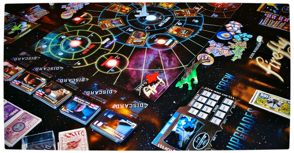 HQ Firefly: The Board Game Wallpapers | File 985.35Kb