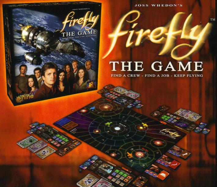 Amazing Firefly: The Board Game Pictures & Backgrounds