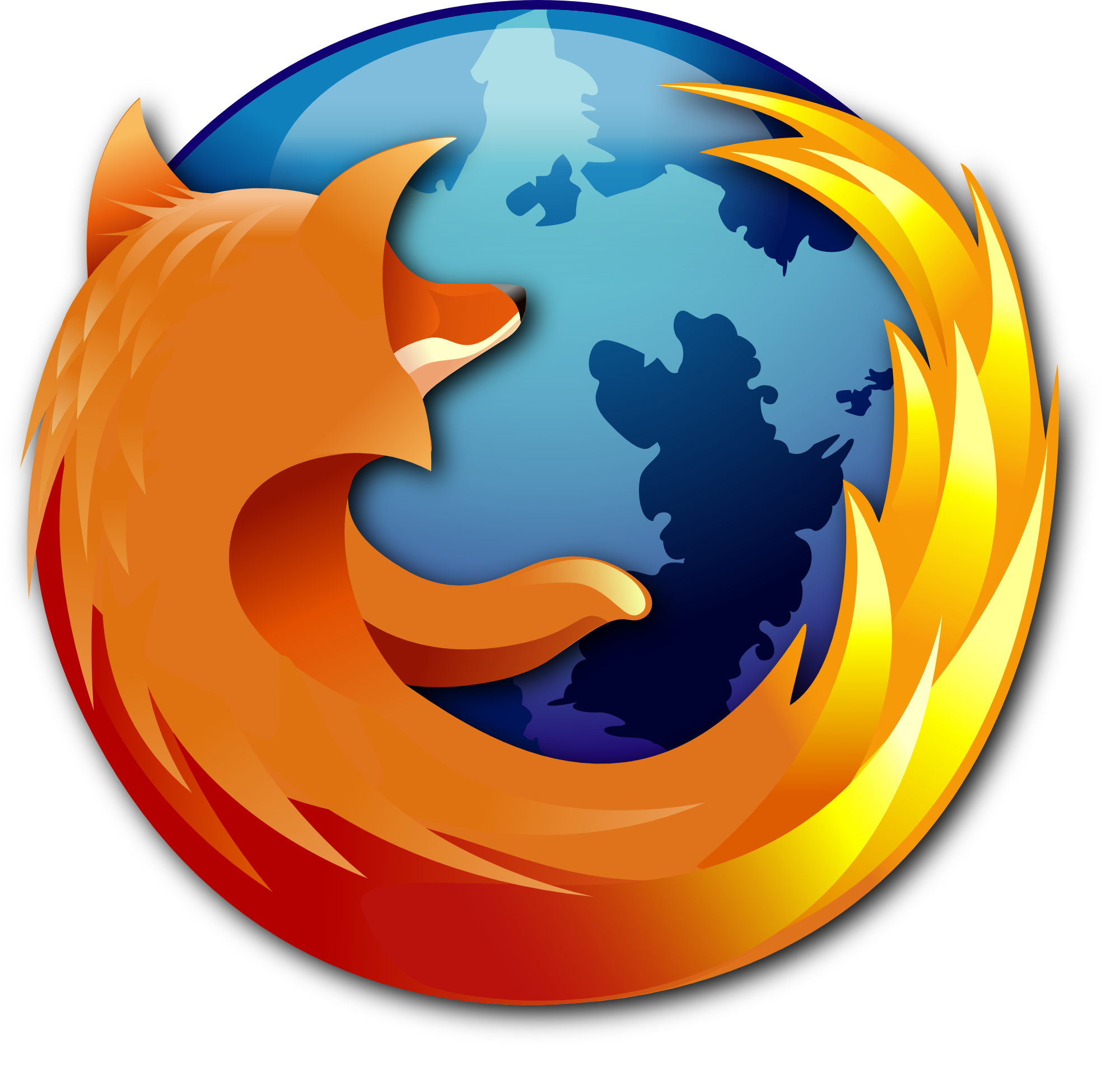 Nice wallpapers Firefox 2000x1917px
