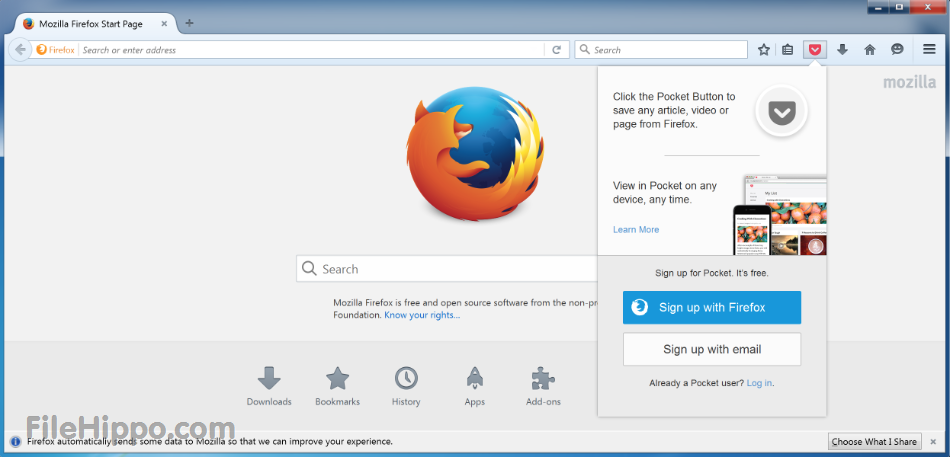 Images of Firefox | 950x457