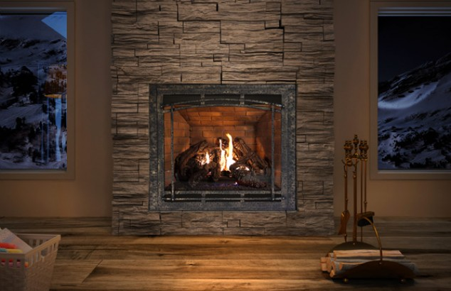 HQ Fireplace Wallpapers | File 61.16Kb