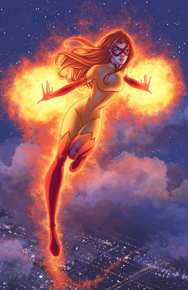 719x1111 > Firestar Wallpapers