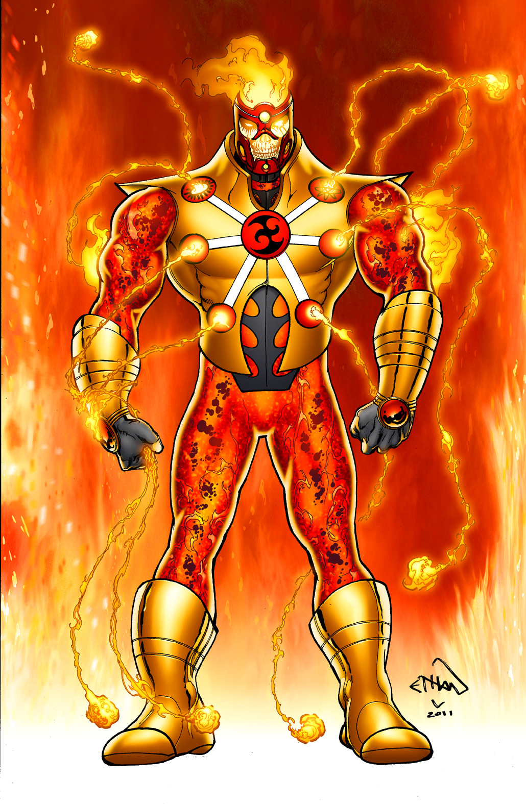HQ Firestorm Wallpapers | File 759.89Kb