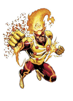 Firestorm Pics, Comics Collection