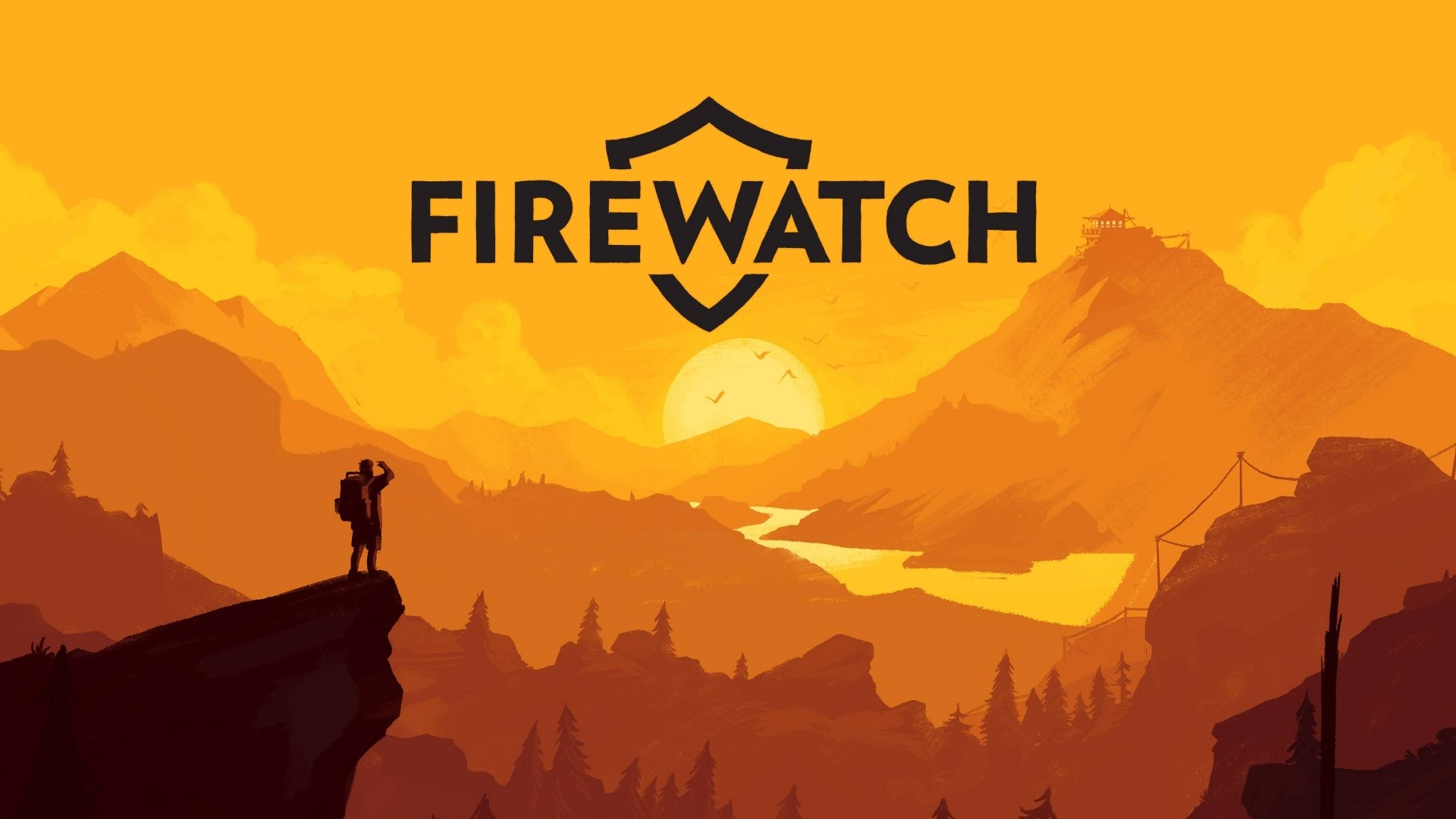 Firewatch Pics, Video Game Collection