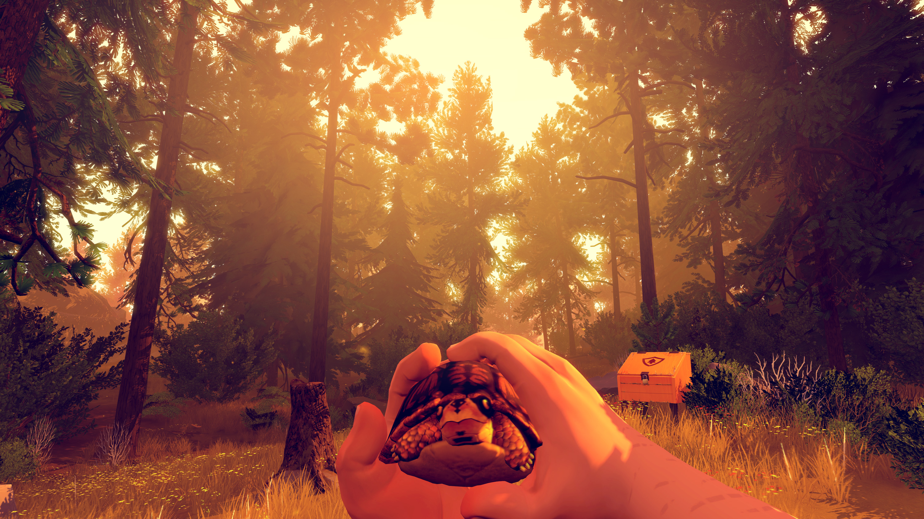 Firewatch Backgrounds on Wallpapers Vista