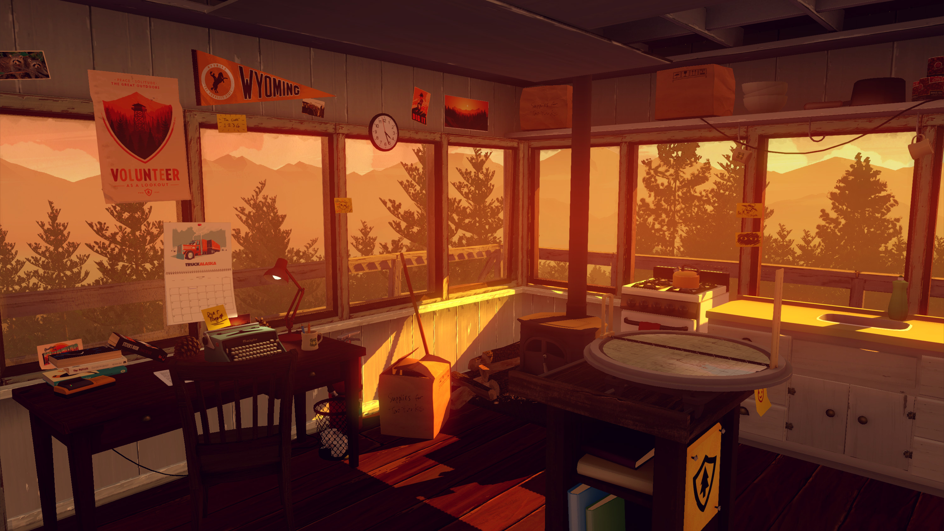 Firewatch High Quality Background on Wallpapers Vista