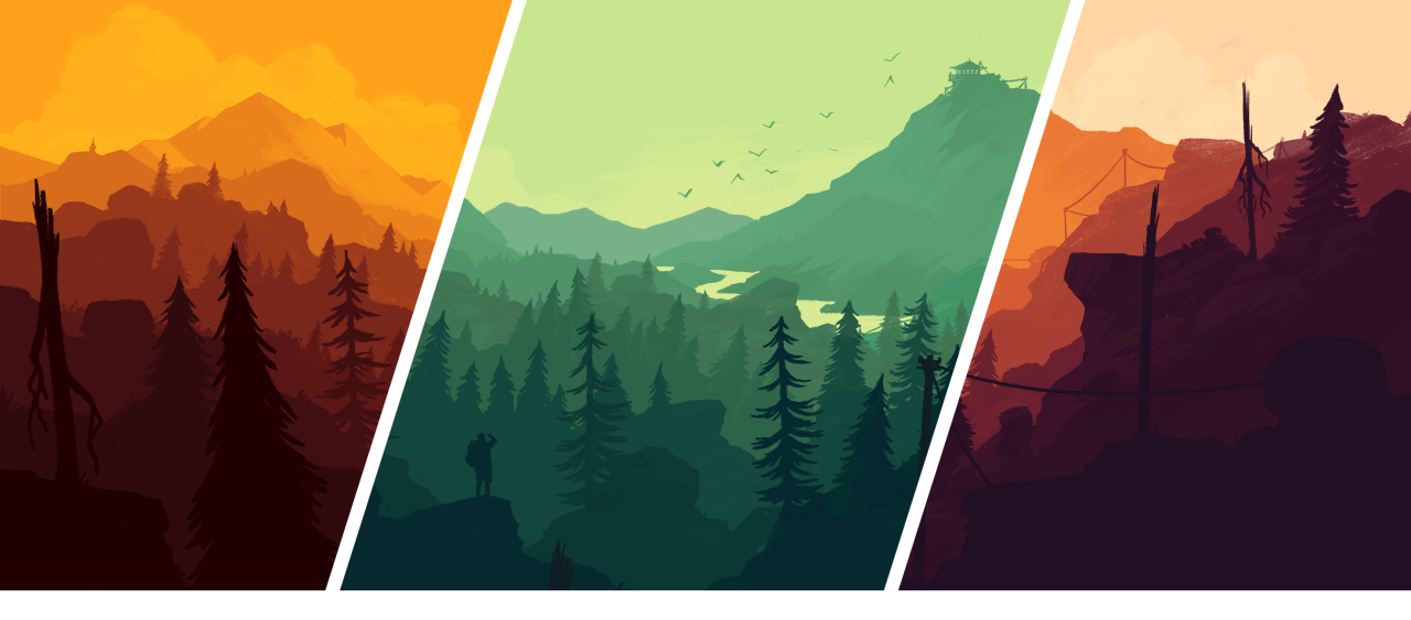 Amazing Firewatch Pictures & Backgrounds