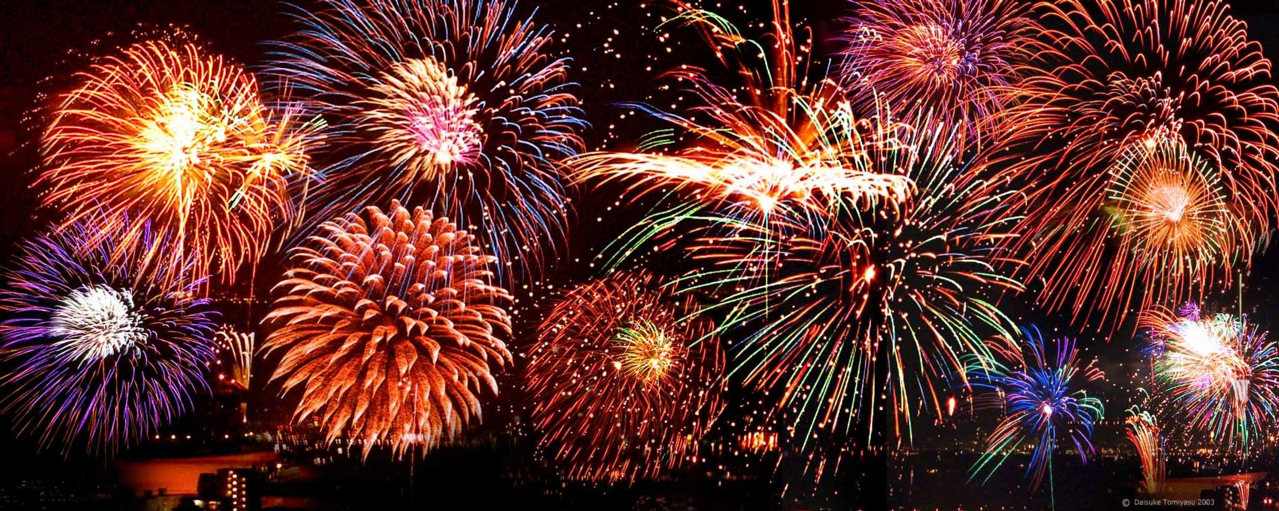 Fireworks High Quality Background on Wallpapers Vista