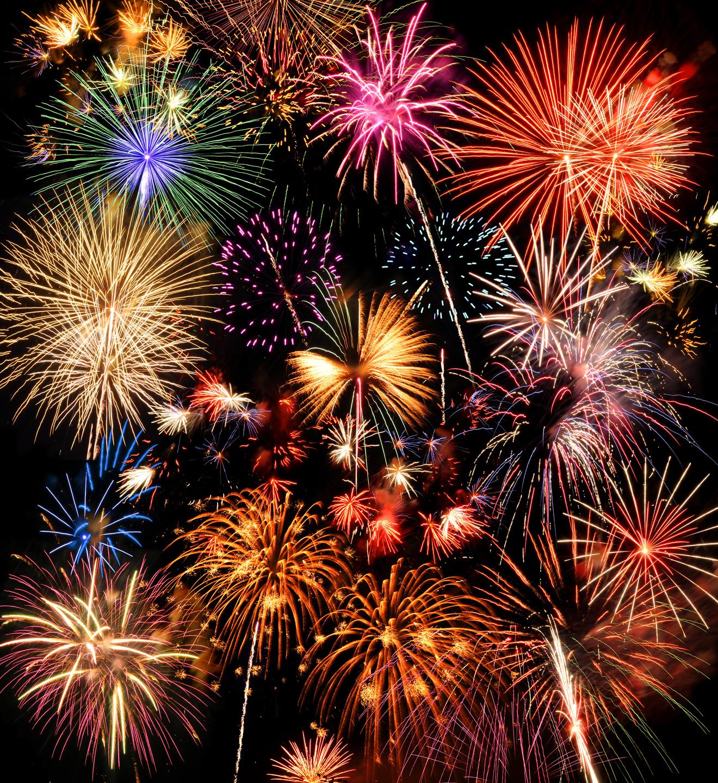 High Resolution Wallpaper | Fireworks 1320x1440 px