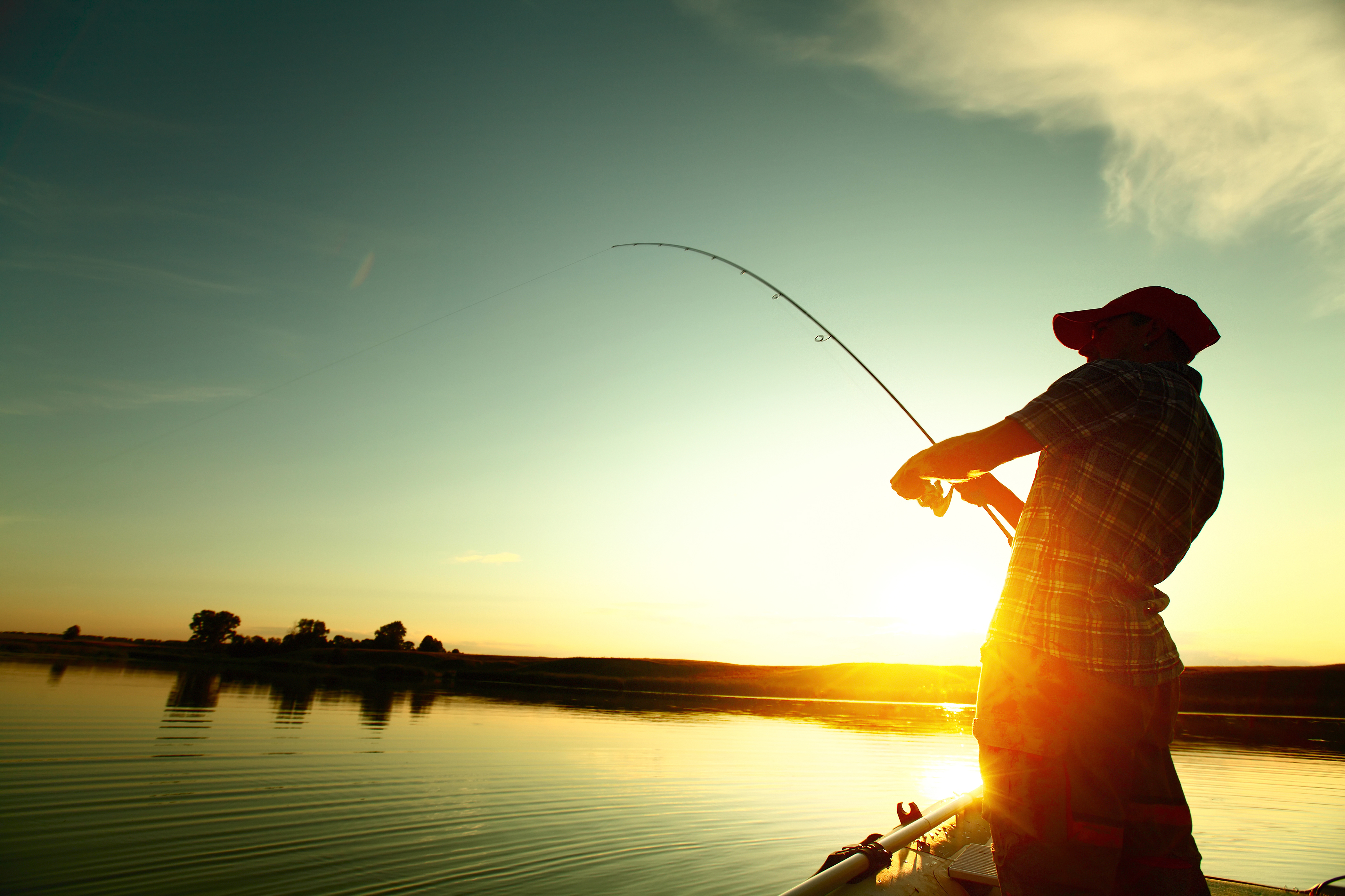 Fishing Backgrounds, Compatible - PC, Mobile, Gadgets| 4200x2800 px