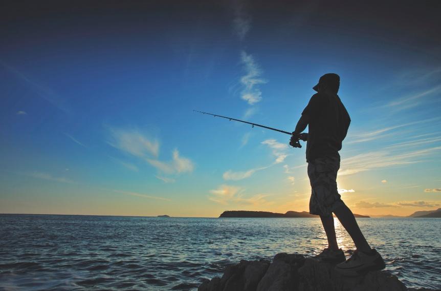 Nice wallpapers Fishing 862x568px