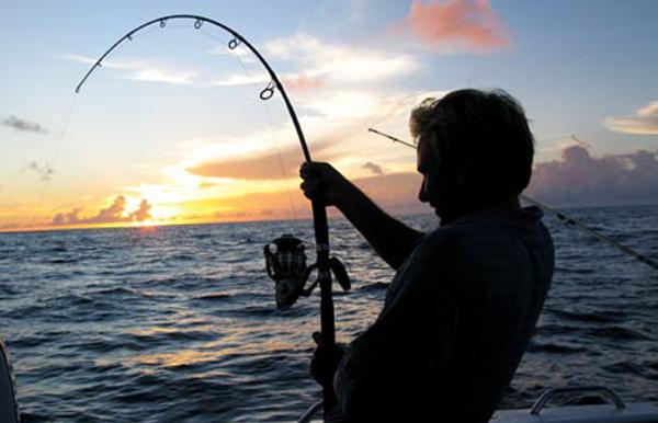 High Resolution Wallpaper | Fishing 600x386 px