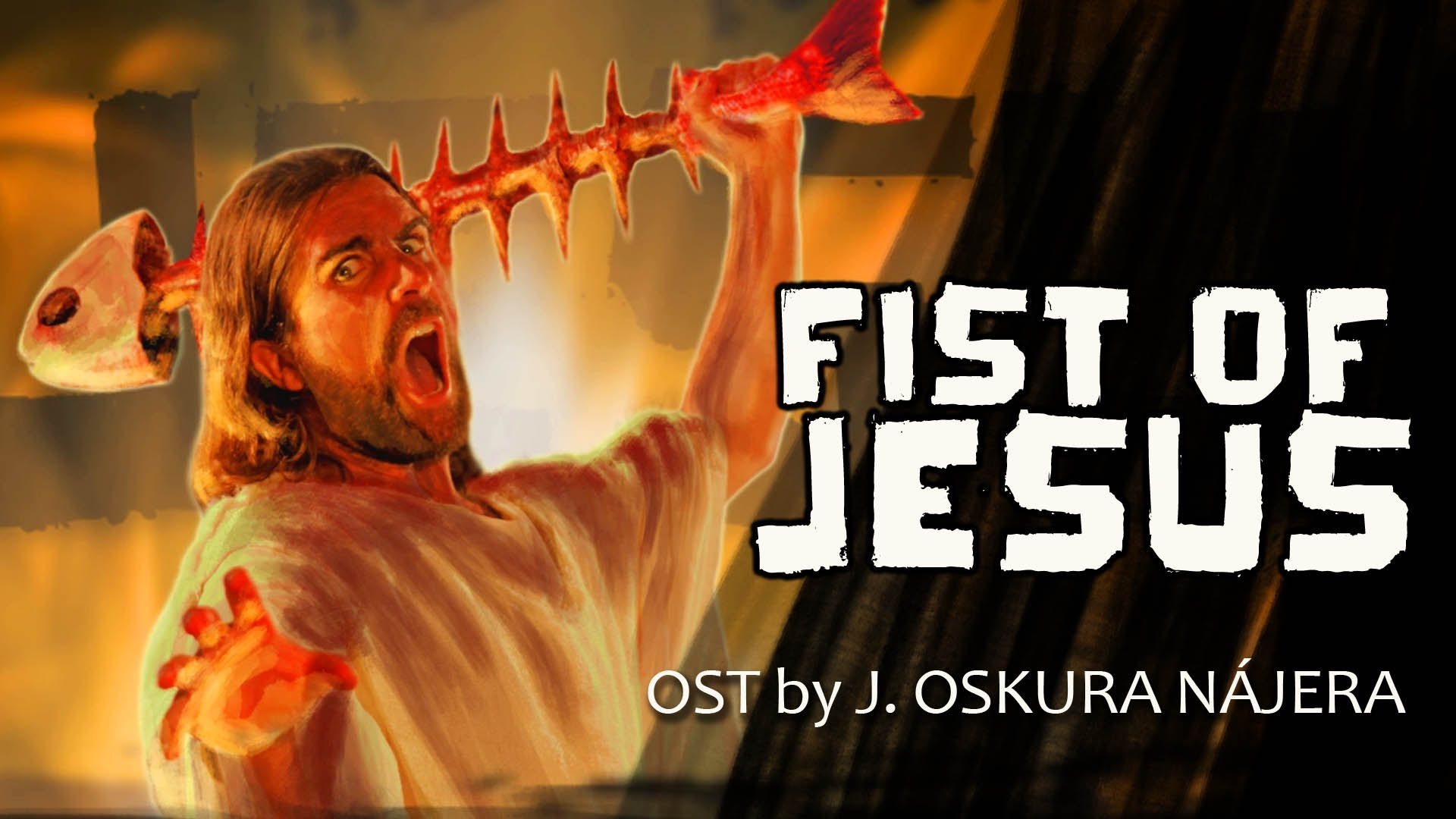 Nice wallpapers Fist Of Jesus 1920x1080px
