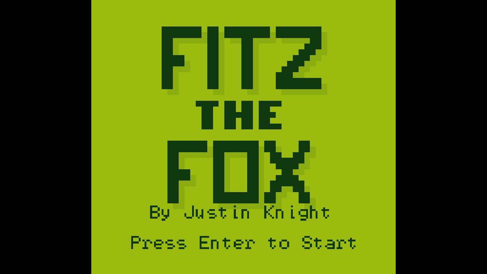 HD Quality Wallpaper | Collection: Video Game, 1600x900 Fitz The Fox