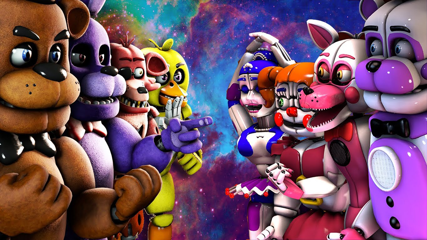 HQ Five Nights At Freddy's Wallpapers | File 210.06Kb