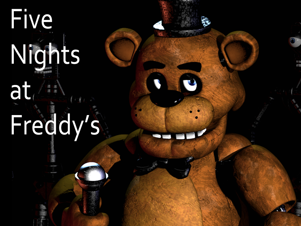 HQ Five Nights At Freddy's Wallpapers | File 673.49Kb