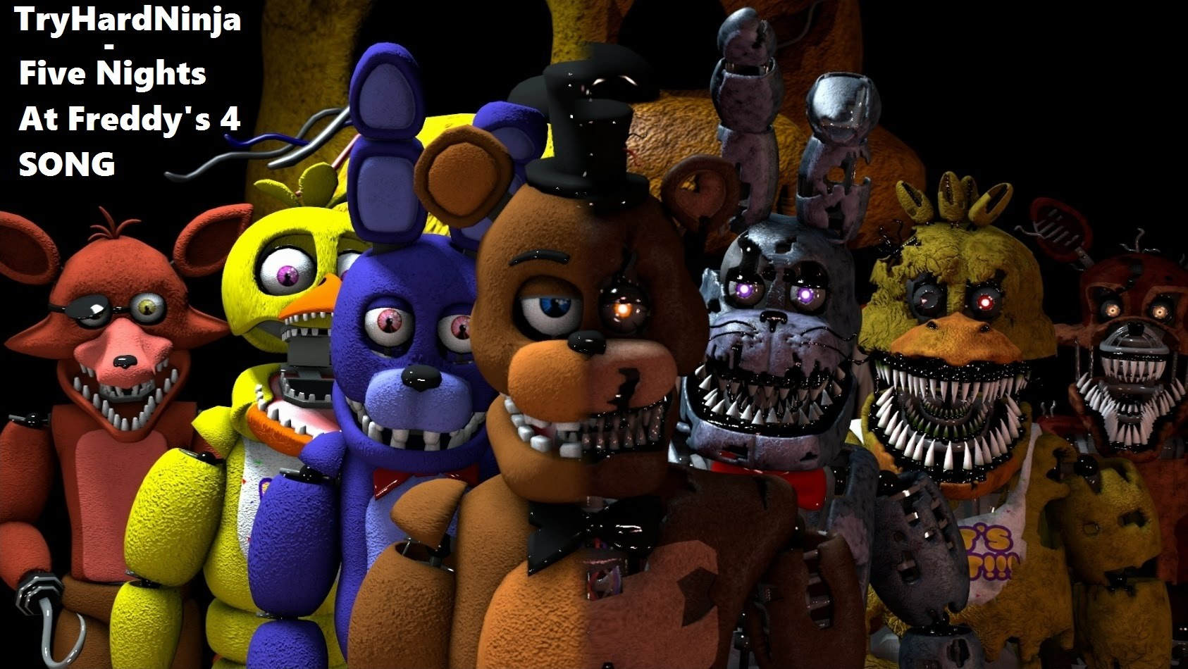 Five Nights At Freddy S Wallpapers Video Game Hq Five Nights At