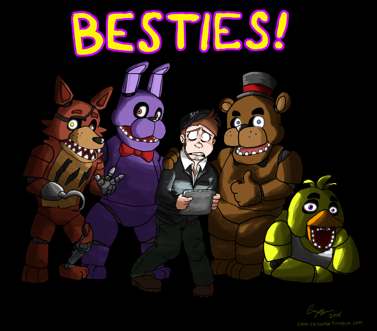 Images of Five Nights At Freddy's | 1280x1122