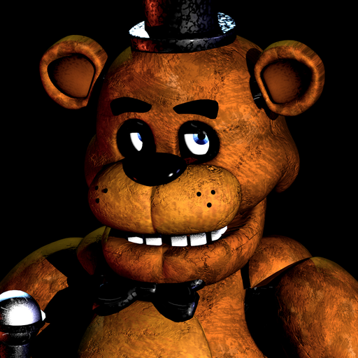 HD Quality Wallpaper | Collection: Video Game, 512x512 Five Nights At Freddy's
