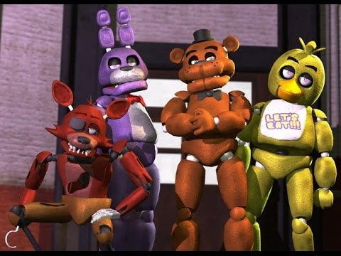 High Resolution Wallpaper | Five Nights At Freddy's 480x360 px