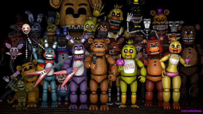 Images of Five Nights At Freddy's | 685x385
