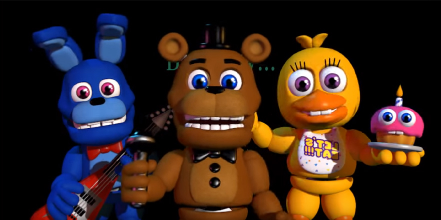 HQ Five Nights At Freddy's Wallpapers | File 192.34Kb