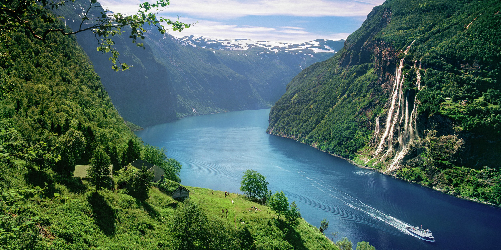 Fjord #3