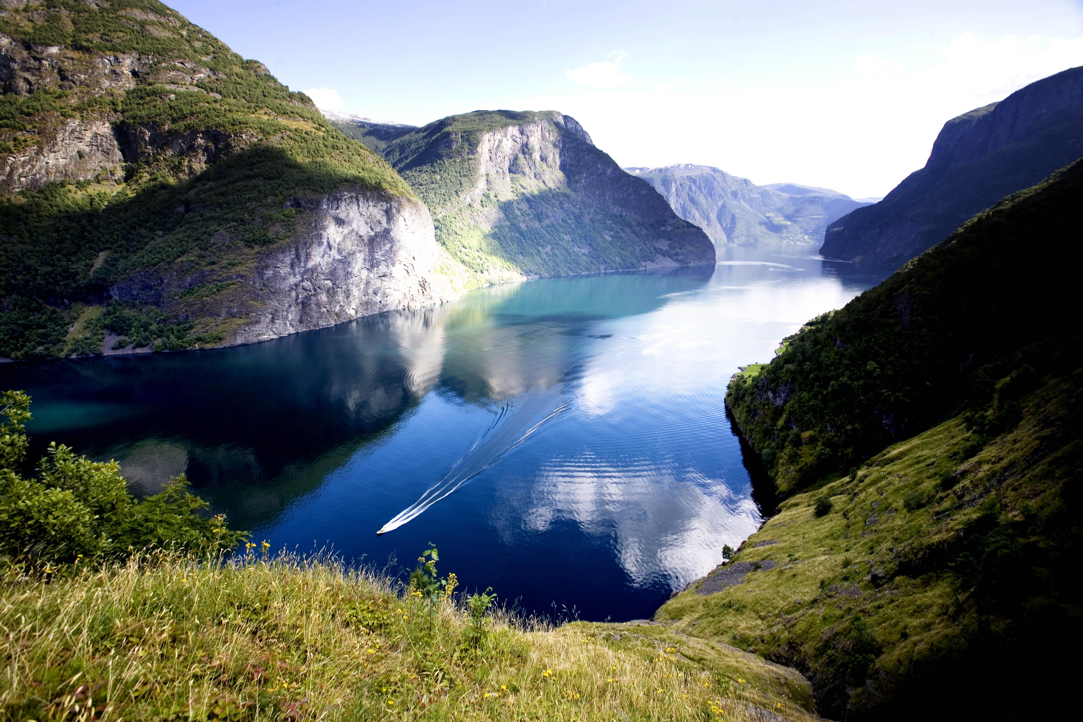 Fjord #7