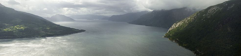 Fjord Pics, Earth Collection