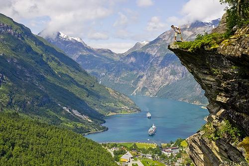 Fjord #20