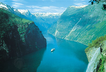 Fjord Backgrounds on Wallpapers Vista