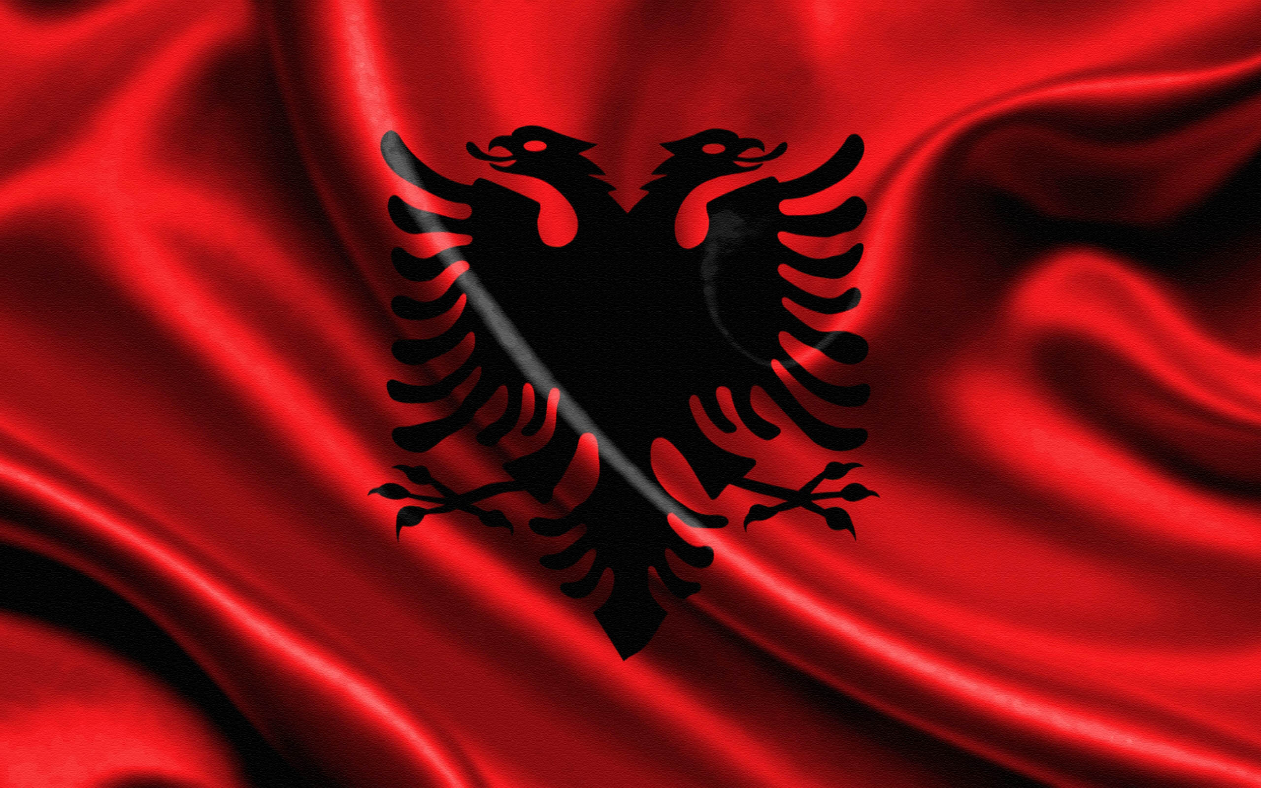 HQ Flag Of Albania Wallpapers | File 445.57Kb