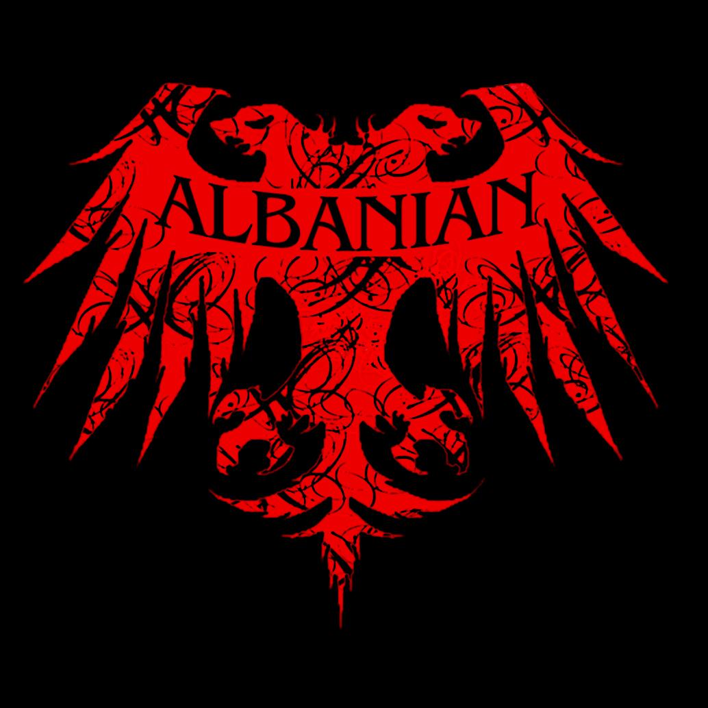 1034x1034 > Flag Of Albania Wallpapers