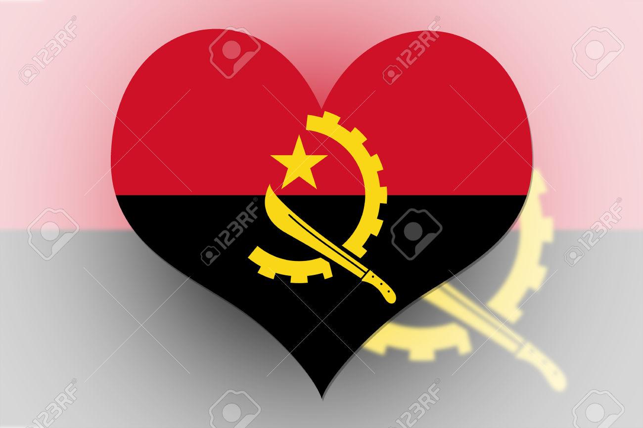 Flag Of Angola #6