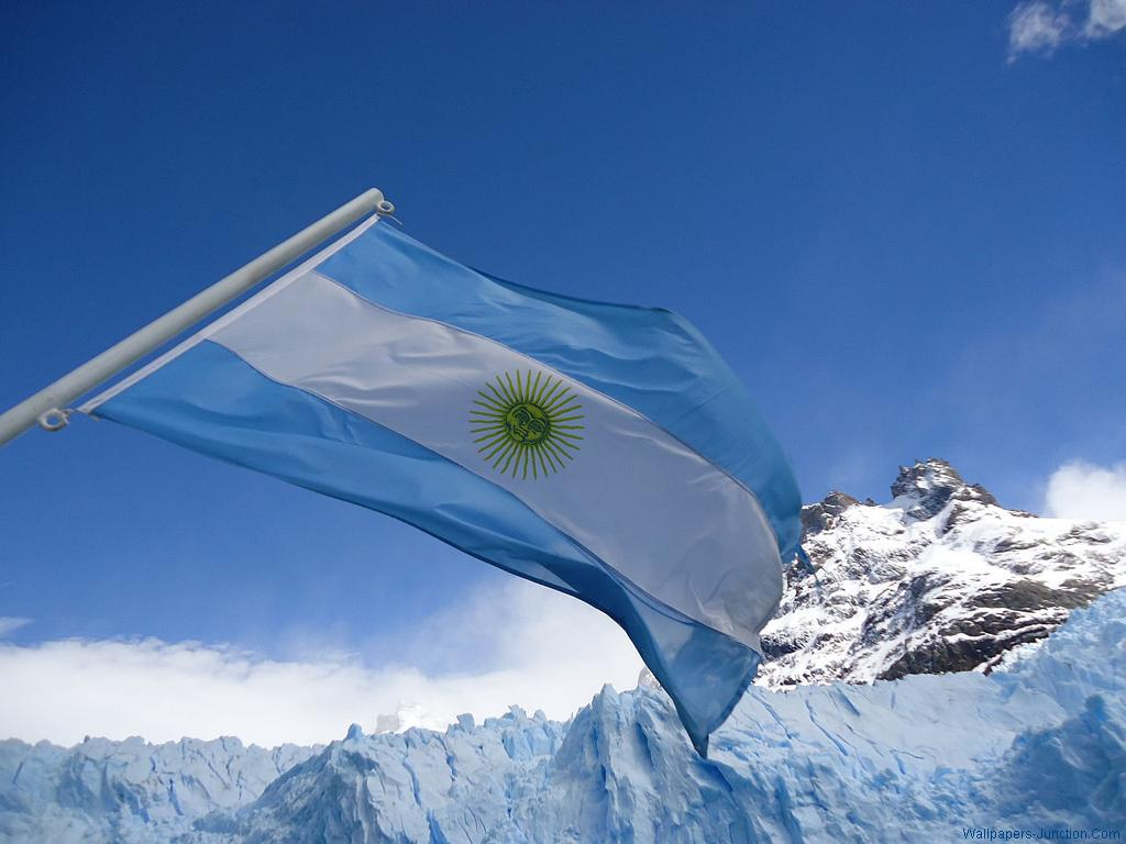 1024x768 > Flag Of Argentina Wallpapers