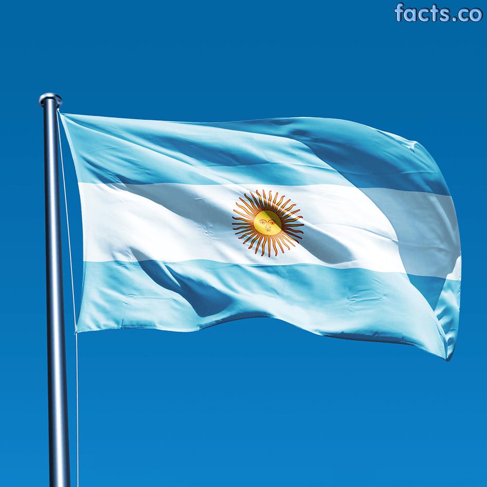 Flag Of Argentina #16